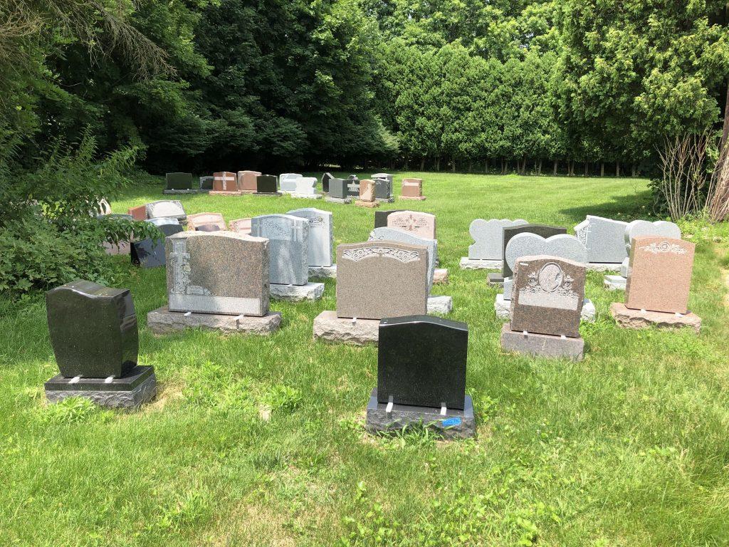 Stone Headstones